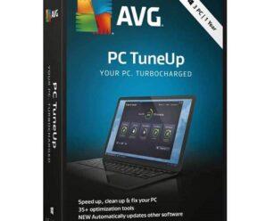 AVG PC TuneUp Crack 20.1.2191 + License Keygen Full Version[Lifetime]