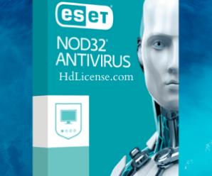 ESET NOD32 Antivirus 2021 Full Crack + Key [LifeTime] 2021