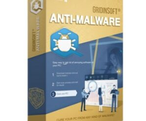 GridinSoft Anti-Malware Crack 4.1.77 With + Activation Code Full