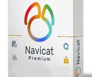 Navicat Premium 15.0.22 Crack + Registration Key Full Version