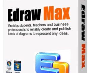 Edraw Max Crack v10.5.5 + License Key {Code Generator} Download