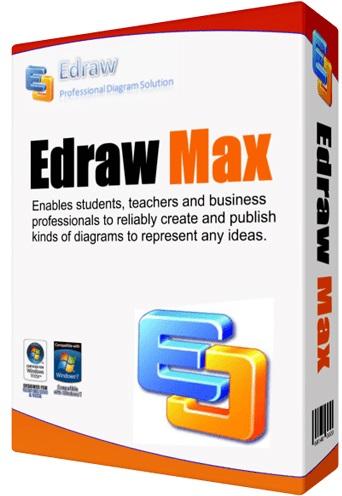 Edraw Max Pro Crack + License Key