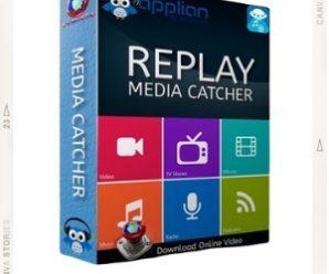 Replay Media Catcher Crack 7.0.21.0 + Patch Latest Version