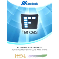 Stardock Fences 3.0.9.11 Crack + Serial Key Free Download