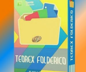 Teorex FolderIco 6.2.1 Crack + Serial Keygen 1670 Icons Pack Free
