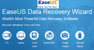 EaseUS Data Recovery Wizard 13.7 Crack With License Key Download Free