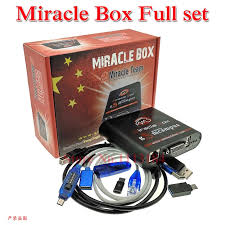 Miracle Box Crack v3.18 100% Tested Free Download Latest Version