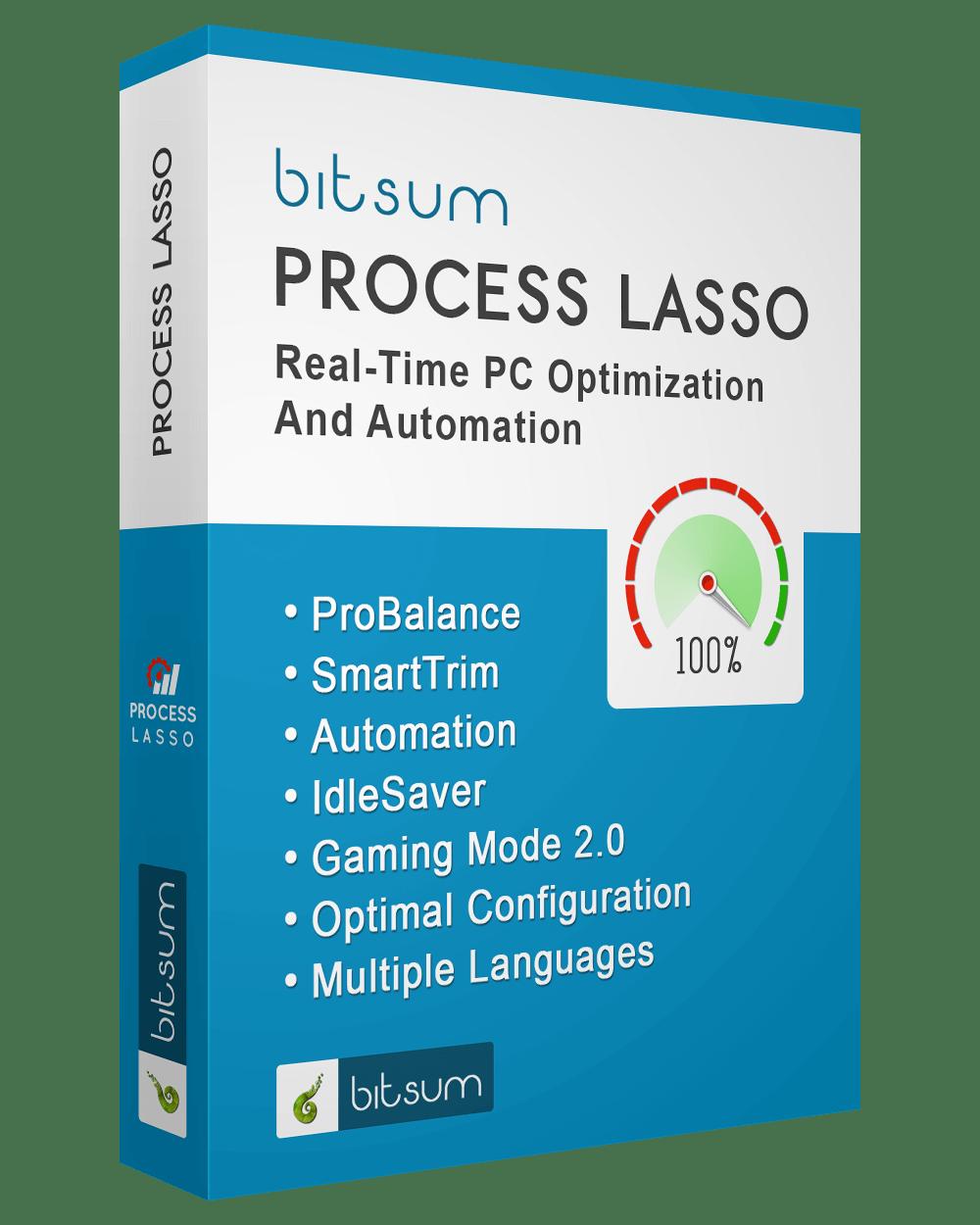 Process Lasso 10.0.0.164 Crack Plus Serial Keygen Latest Version Download