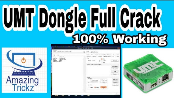 UMT Dongle Crack 6.7 (Without Box) Updated Version Download Free