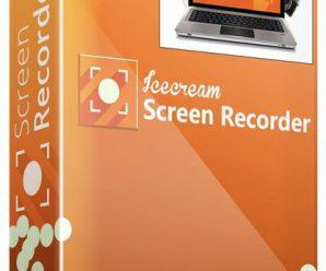 IceCream Screen Recorder Pro 6.27 Crack + Activation key 2021