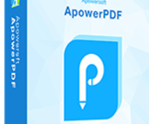 ApowerPDF [5.4.1.0205] Crack With Serial Key Full Working Free Download [Updated]